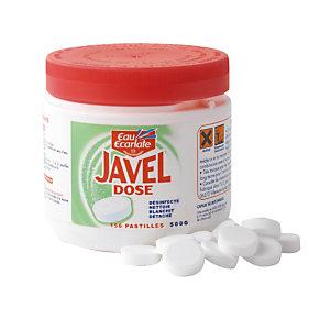 156 pastilles javel Eau Ecarlate 500 g