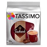 16 dosettes T-Discs Tassimo Suchard