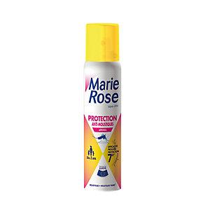 2 aérosols protection anti-moustiques Marie Rose, 100 ml