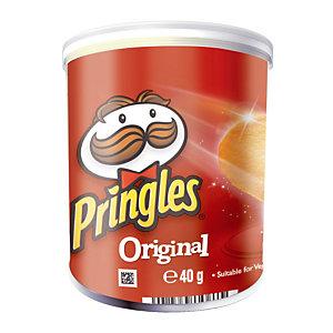 2 dozen van 40 g Pringles natuur