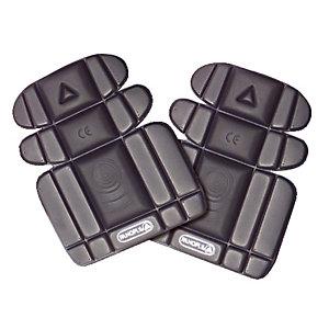 2 kniebeschermers voor broek Mach 3