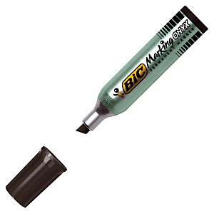 2 marqueurs permanents petit modèle 1481 Onyx Marker coloris noir
