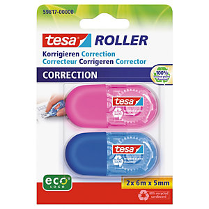 2 mini rollers correction Tesa ecoLogo®