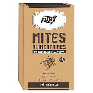 2 pièges anti-mites alimentaires Fury