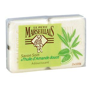 2 savons crème Le Petit Marseillais de 100 g