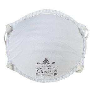 20 masques de protection FFP1 à usage court, DeltaPlus