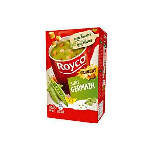 20 sachets Soupe Royco Saint Germain Crunchy