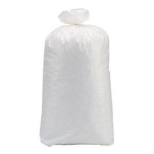 200 sacs poubelle Tradition 110 L coloris blanc