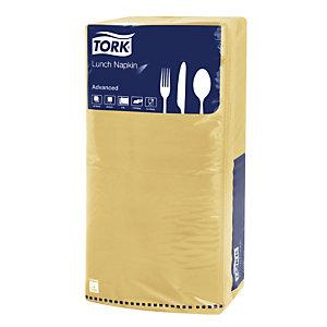 200 tafelservetten Lunch Tork ivoor