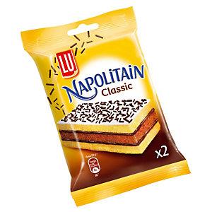 24 pakjes Napolitains Lu