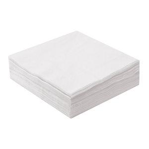 2400 witte servetten, 2 lagen 38 X 38 cm