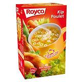 25 sachets Soupe Royco Poulet