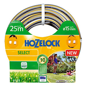 25 m slang Sélect ø 15 mm Hozelock