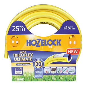 25 m slang Tricoflex Ultimate ø 15 mm Hozelock