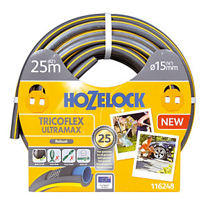 25 m slang Tricoflex Ultramax  ø 15 mm Hozelock