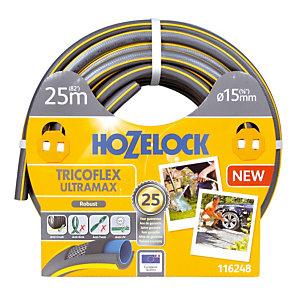 25 m tuyau Tricoflex Ultramax  ø 15 mm Hozelock
