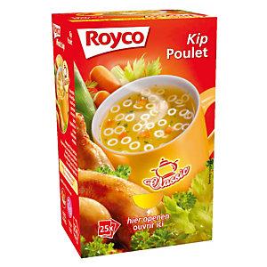 25 zakjes Royco kip vermicelli