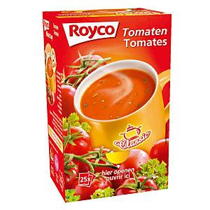 25 zakjes Royco tomaten