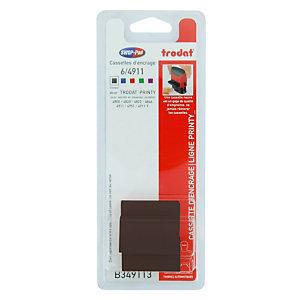 3 navullingen zwarte inkt voor stempels TRODAT® 4911 en 4820