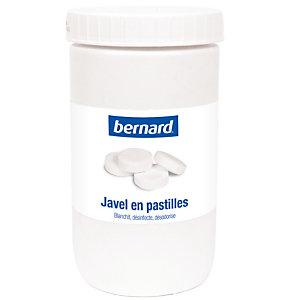300 pastilles javel Bernard 1 kg