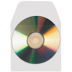 3L Sobres para CDs/DVDs de polipropileno