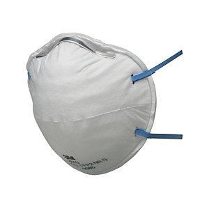 3M™ 8810 Classic Respiratore, Classe FFP2, Senza valvola (confezione 20 pezzi)