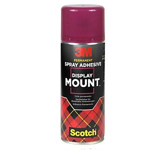 3M Adesivo Spray Display Mount - 400 ml - trasparente - 3M