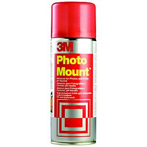 3M™ Colle adhésive permanente PhotoMount™ sous forme de spray aérosol 400ml