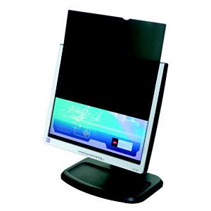 """3M™ PF15.0 Filtro Privacy per notebook standard da 15"""", Senza cornice, Nero"""