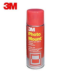 3M™ PhotoMount™ Adesivo permanente Colla in flacone con spray nebulizzante 400 ml