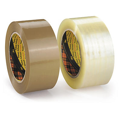 3M™ Scotch® 50 micron, industrial polypropylene tape 375E