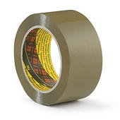 3M™ Scotch® 60 micron heavy duty vinyl packaging tape