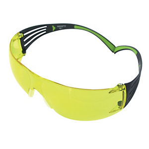 3M™ SecureFit™ SF400 Occhiali di protezione, Lenti Gialle
