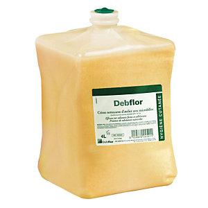 4 cartouches de crème d'atelier Debflor Végétal 4 L
