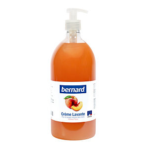 4 handwascrèmes Bernard perzik 1 L