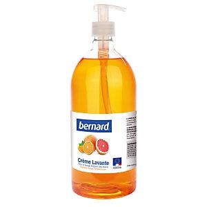 4 handwascrèmes Bernard sinaas-pompelmoes 1 L
