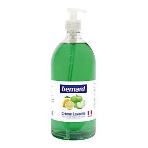 4 handwascrèmes Bernard appel-citroen 1 L