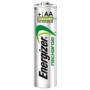 4 piles rechargeables Energizer Extrême AA