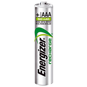 4 piles rechargeables Energizer Extrême AAA