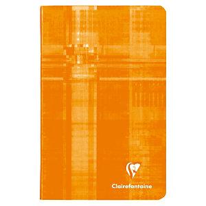 5 carnets Clairfontaine piqués 9 x 14 cm 96 pages
