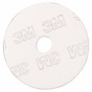 5 disques de lustrage blancs 3M diam.406 mm