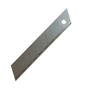 5 lemmeten voor cutter met schroef 18 mm