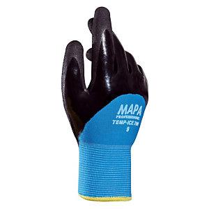5 paar handschoenen Temp Ice 700 Mapa maat 9