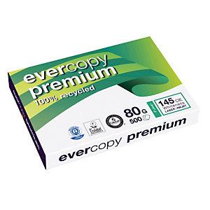 5 papierpakken 100% gerecycleerd Evercopy Premium A3 80 g