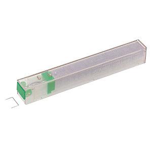 5 patronen van 210 nietjes kleur groen voor nietmachine Leitz 5551