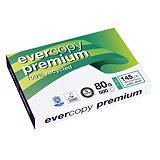 5 ramettes papier 100% recyclé Evercopy  Premium A3 80g