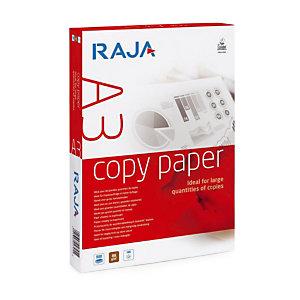 5 ramettes papier RAJA Copy A3 80g
