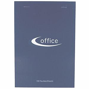 5 voordelige bureaublokken 100 vellen 14,8 x 21 cm, per set