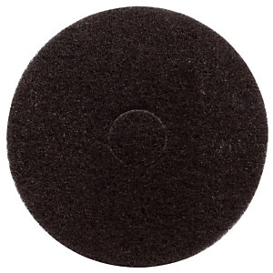 5 zwarte schuurschijven Bernard diam. 330 mm