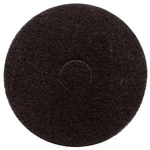 5 zwarte schuurschijven Bernard diam. 406 mm